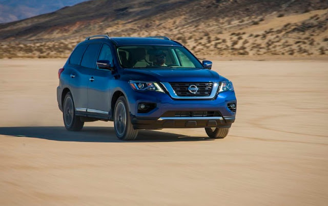 2017 Nissan Pathfinder RECENT COMFORTABLE AND BODY gallant