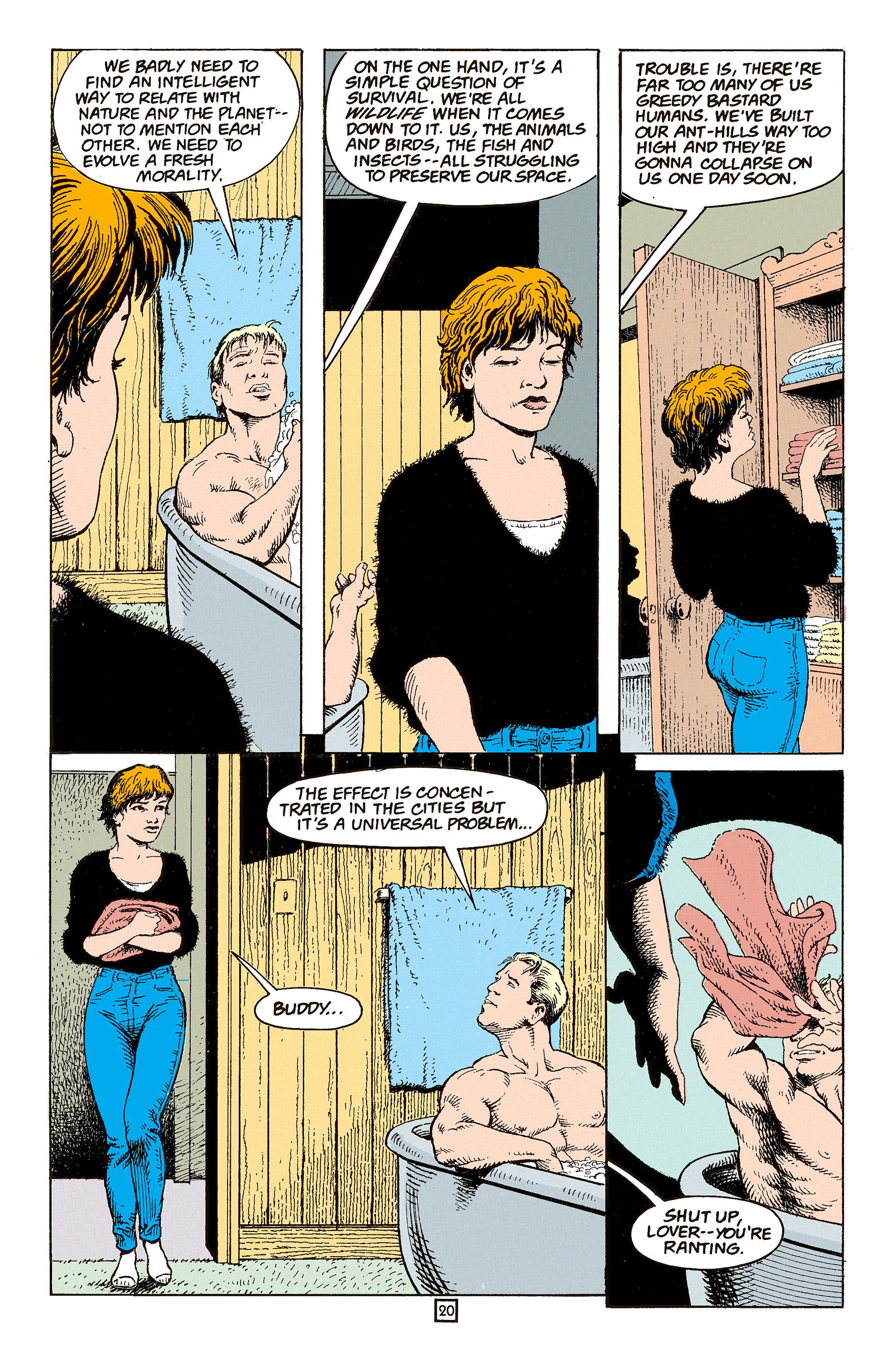 Read online Animal Man (1988) comic -  Issue #60 - 21