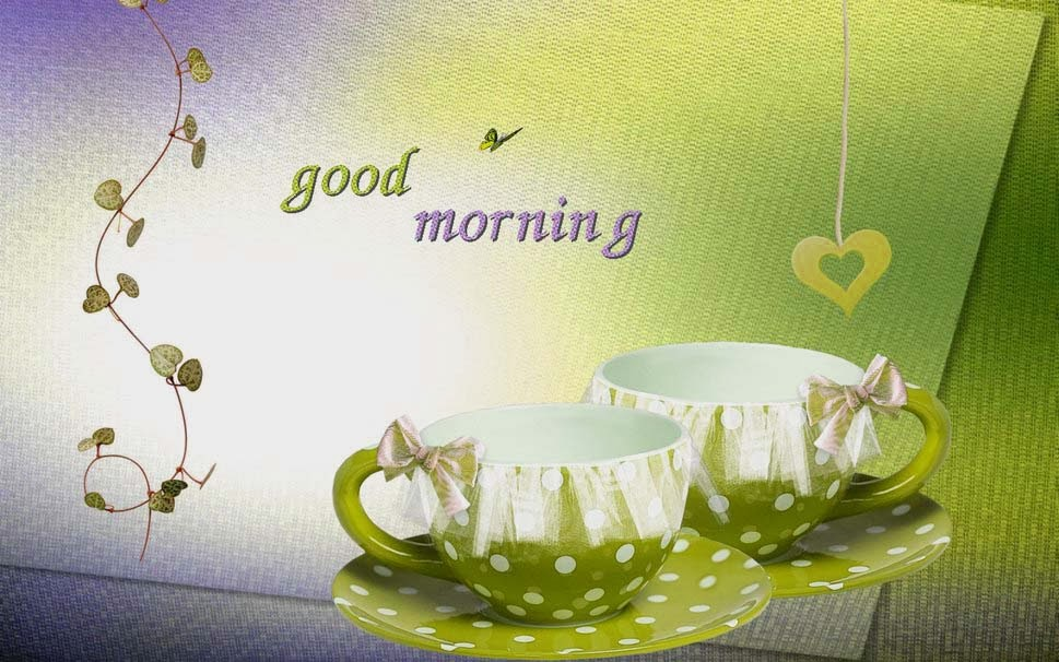 good-morning-wallpaper-hd-light-green-color
