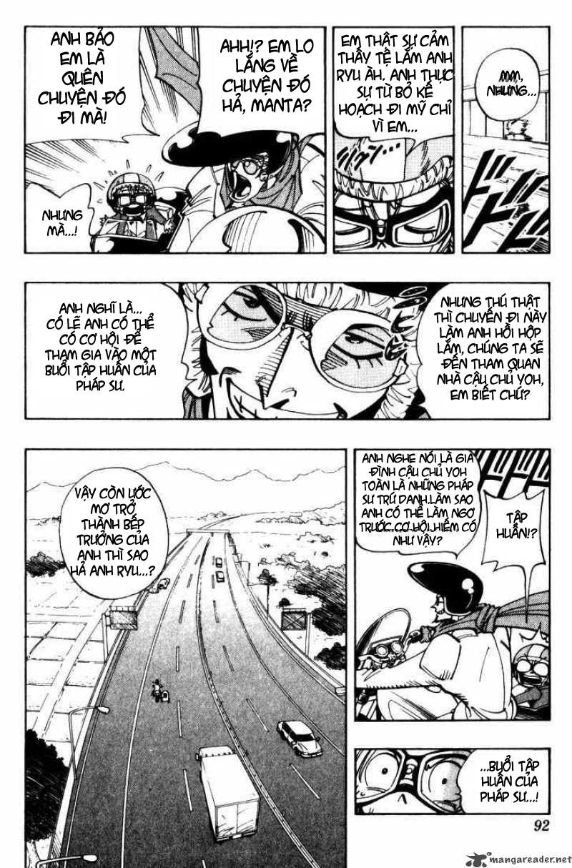 Shaman King [Vua pháp thuật] chap 49 trang 3