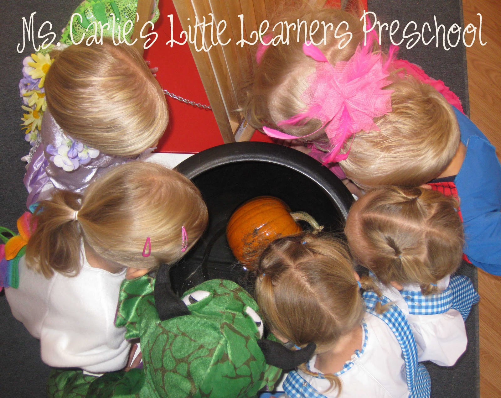 Ms Carlie S Little Learners Preschool All About Me And