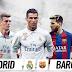 القنوات المفتوحة الناقلة لمباراة برشلونة وريال مدريد مجانا اليوم مباشرة الكلاسيكو