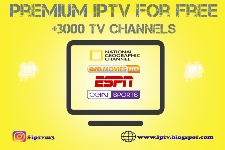 IPTV M3U PLAYLIST ALL SPORTS CHANNELS 19 02 2019 - Free IPTV