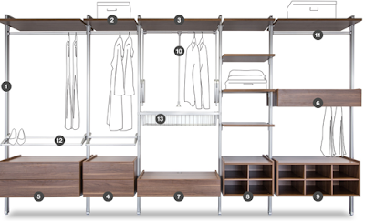 What Wardrobe Storage is Right for You?