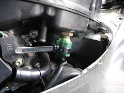エアクリーナーボックス・カプラー GSX-R1000