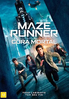 Maze Runner: A Cura Mortal - BDRip Dual Áudio