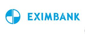 Logo ngân hàng Eximbank vector