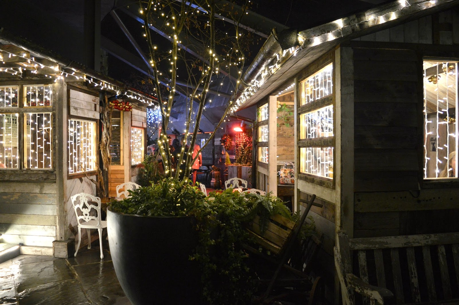 Christmas in the North East - The Ultimate Guide Botanist Roof Terrace