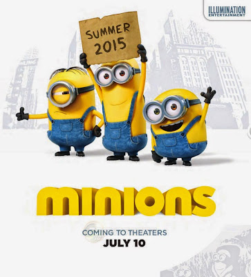 Minions um filme da Illumination Entertainment