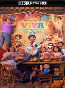 Viva – A Vida é uma Festa 2018 – Torrent Download – BluRay 4K 2160p Dublado / Dual Áudio