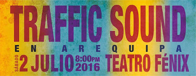 Traffic Sound en Arequipa