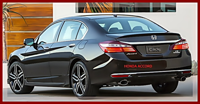 2017 Honda Accord Exl Coupe Review Autocar Regeneration