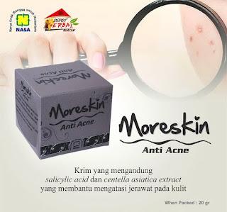 Agen Moreskin Anti acne cream