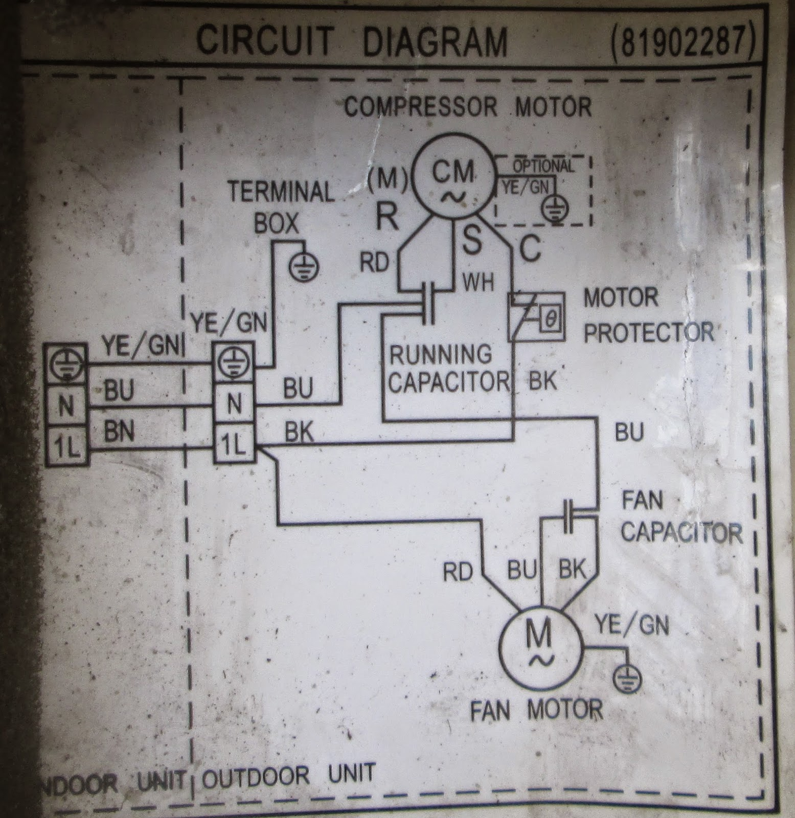 Best Panasonic R111u Wire Diagram Gallery Electrical and Wiring