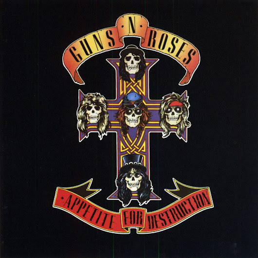 Crítica: 'Appetite For Destruction' (1987), Guns N'Roses