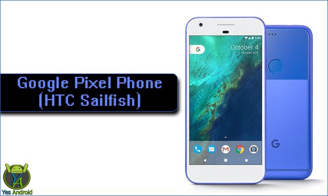Google Pixel Phone / Nexus S1 TD-LTE NA 128GB (HTC Sailfish) Specs Datasheet