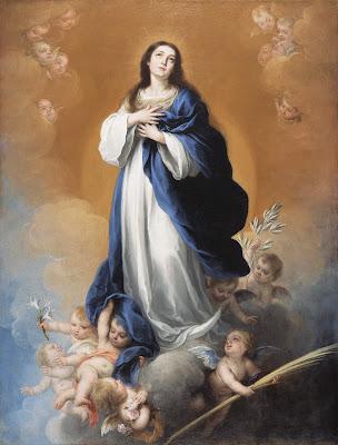 Imagem da Imaculada Conceição de Maria, pintura, #1