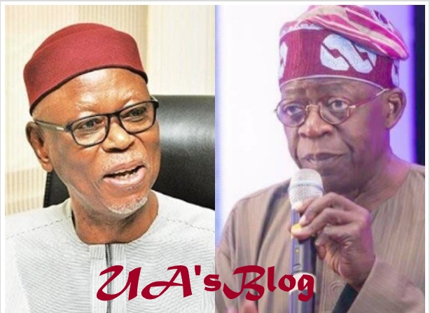 APC crisis: Tinubu reacts, kicks against Oyegun's tenure extension