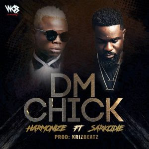 New AUDIOS | Harmonize Ft Sarkodie – DM CHICK | Download Mp3  AUDIOS
