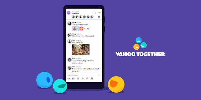 Yahoo Together messaging app released