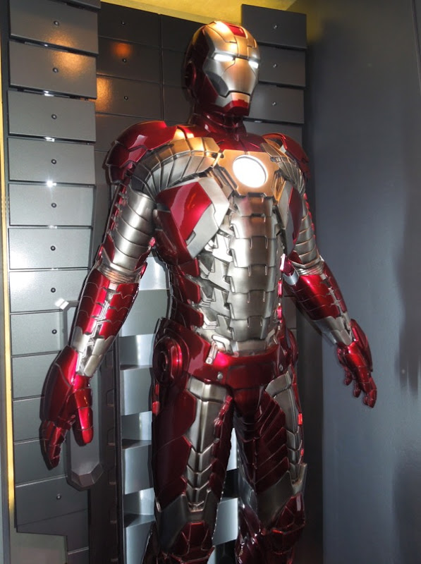 Iron Man Mark V suit