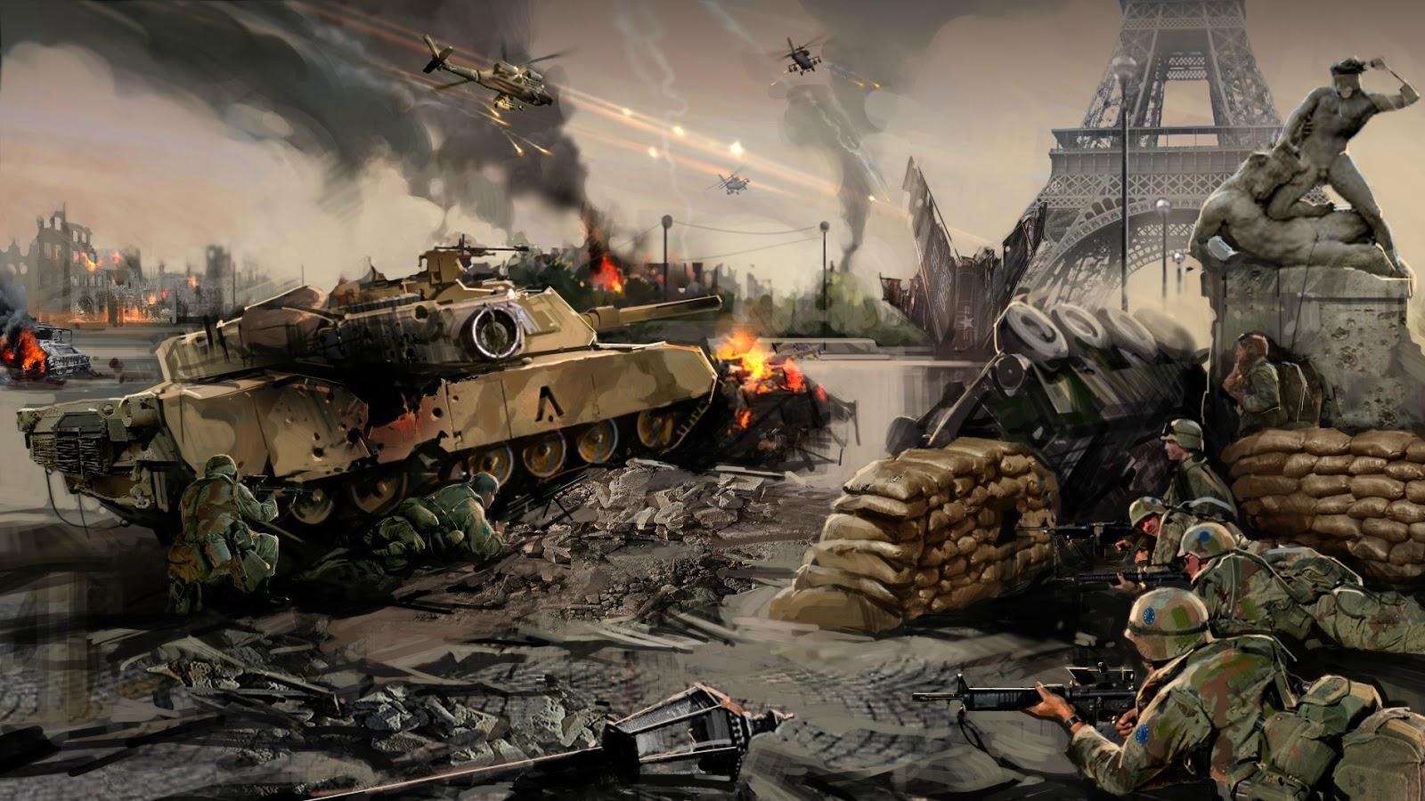 Ποιος έχει όρεξη για έναν νέο Παγκόσμιο Πόλεμο;