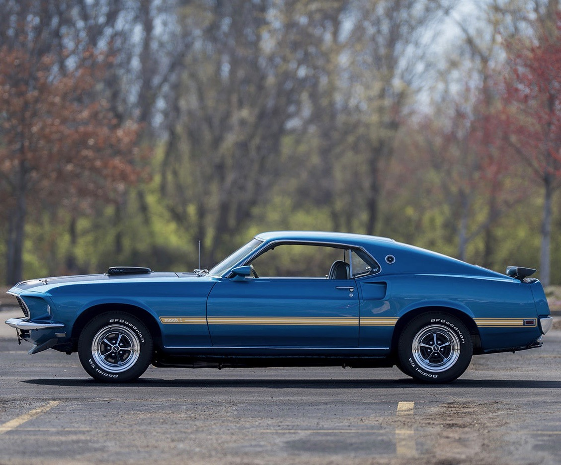 The Spin Brothers 1969 Ford Mustang Mach 1 Fastback An All Time Classic Extreme Beautiful And Fluid Lines