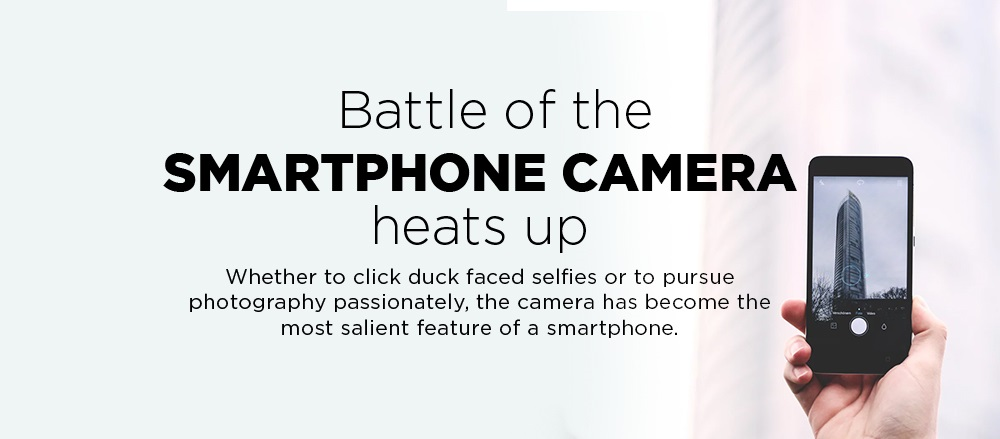 battle of the smartphone camera