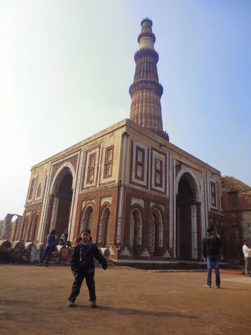 Ala'i Darwaza kompleks Qutub Minar