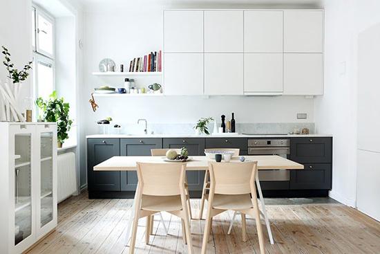 trendy%2Bdecor - Dekorasi Interior Rumah Scandinavian yang Sedang Ngehits