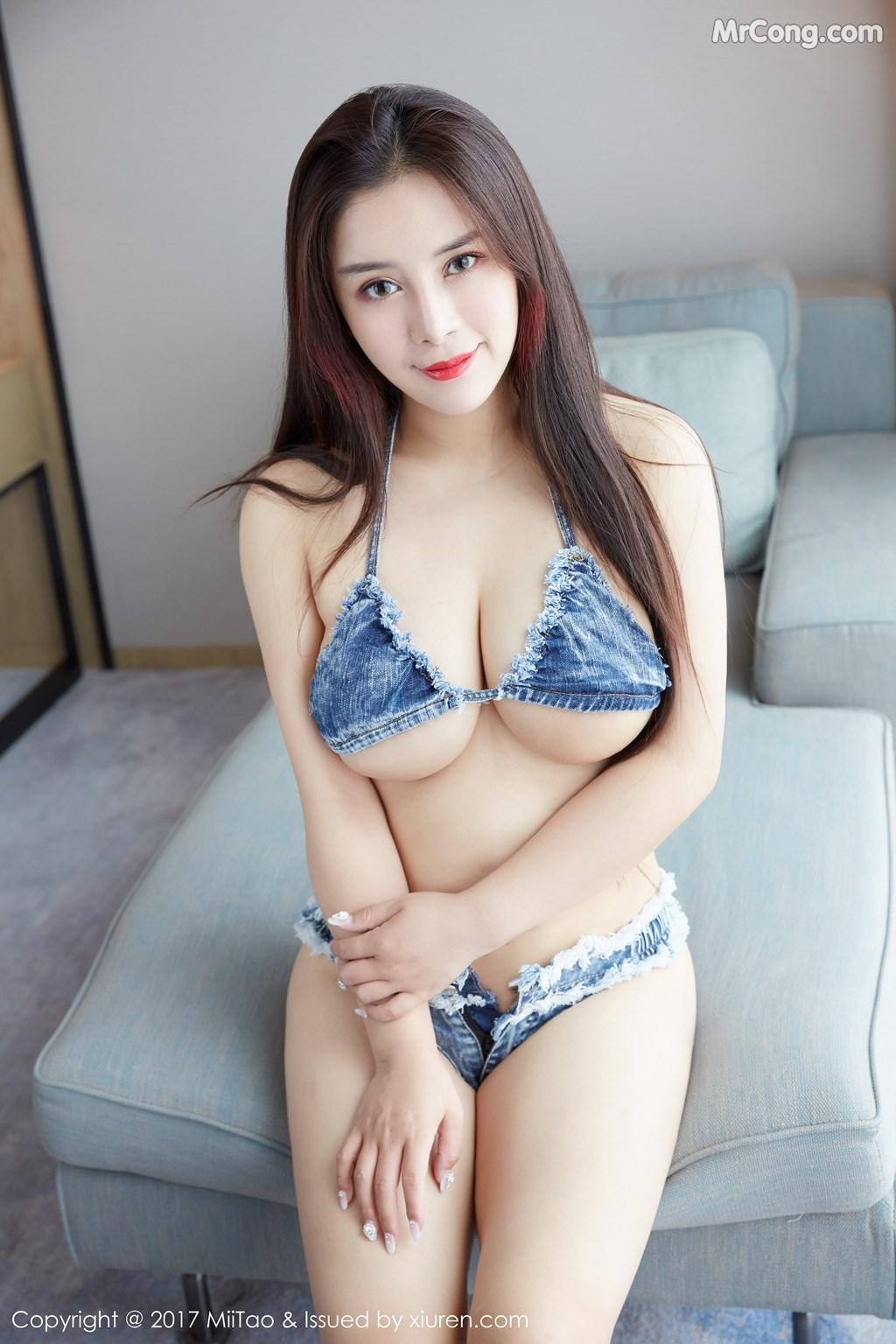 Image MiiTao-Vol.082-Xue-Qian-Xun-MrCong.com-006 in post MiiTao Vol.082: Người mẫu Xue Qian Xun (雪千寻) (51 ảnh)