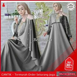 Jual RRJ132D174 Dress Maxy Belanova Wanita Wd Terbaru Trendy BMGShop