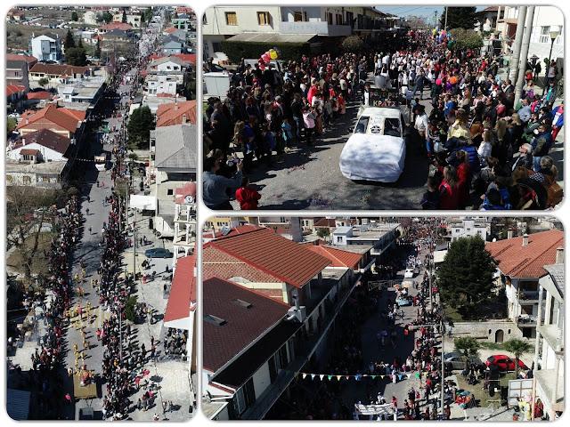 Γιάννενα: Με επιτυχία το Καρναβάλι του Κατσικά!