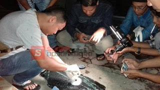 Kaca Mobil Dipecah Uang dan BPKB Amblas Disikat Pencuri
