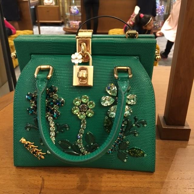 Handbag at Harrods