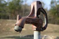 Water spigot (Credit: Kevin/flickr) Click to Enlarge.
