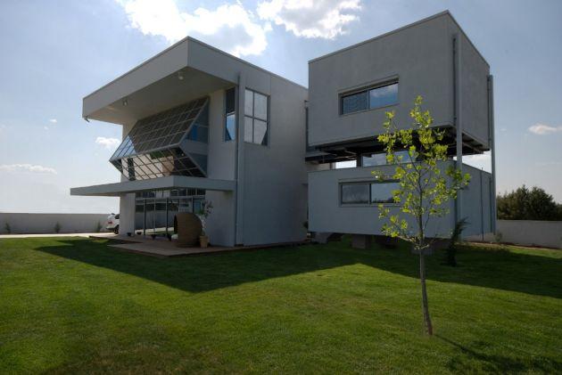 New home designs latest.: Greek homes designs.