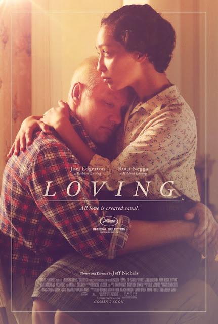 Loving (2016), Movie Poster, Jeff Nichols