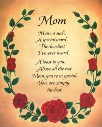 Best top 10 happy mothers day poems to dedicate to your mom