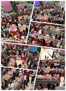 Beauty Wonderland Hair & Beauty Supply Stock Clearance Sale Sabah