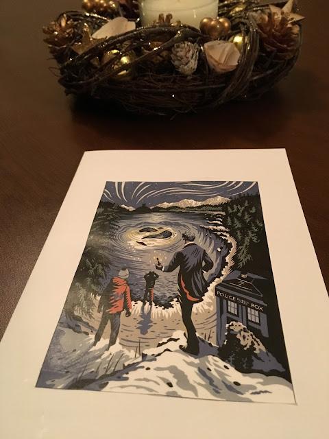 Doctor Who Twelve Doctors of Christmas