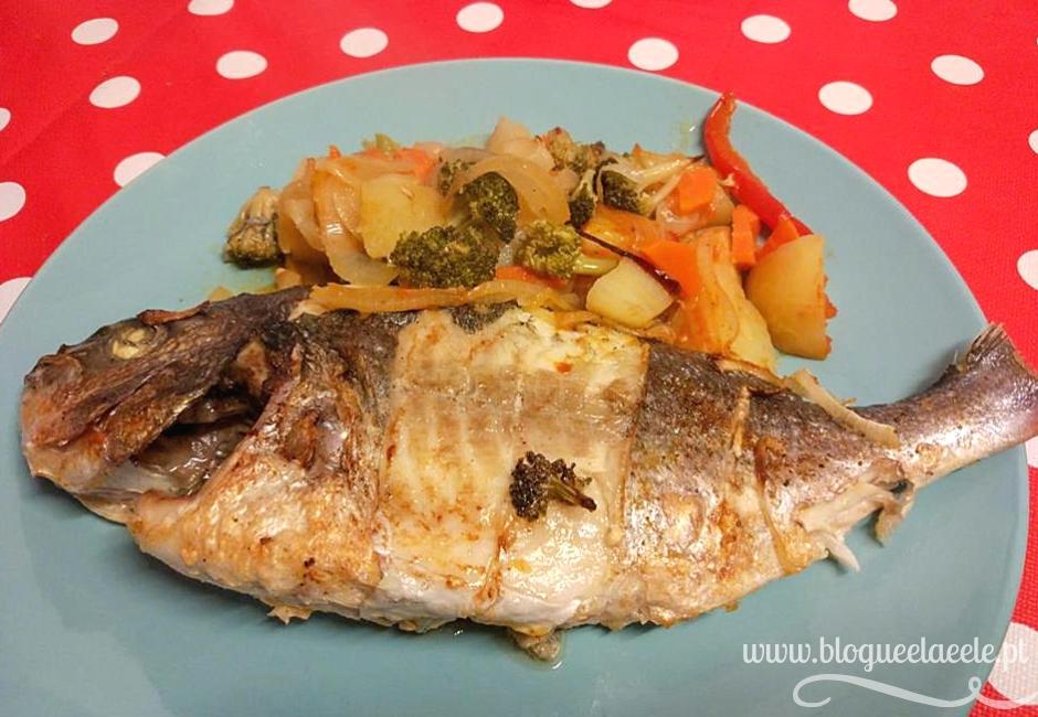receita + dourada assada no forno + legumes no forno + blogue português de casal + ela e ele + ele e ela + pedro e telma + receita fácil (1)