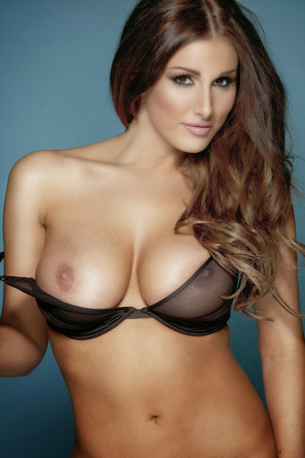 Nude And Naked Babes Lucy Pinder Hot Nude Naked Sexy Nuts Magazine -6035