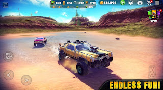 Off The Road MOD APK
