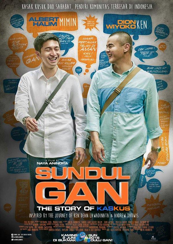 Sundul Gan : The Story of Kaskus (2016)