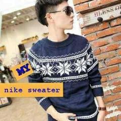 sweater-r keren biru