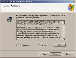 Hukum Melanggar Perjanjian Penggunaan Software