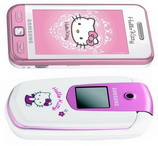 Samsung Hello Kitty phones for France