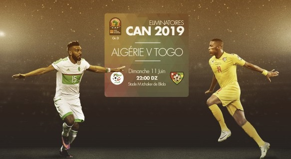 algerie togo streaming