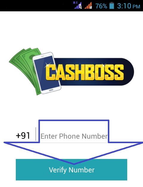 Cashboss free mobile recharge app NKWorld4U